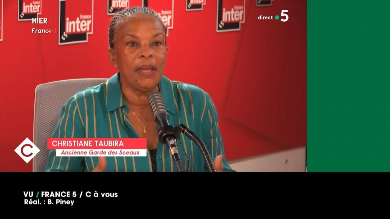 """VU du 18/09/2021 - Christiane Taubira : """"On humilie la jeunesse de ce pays"""""""