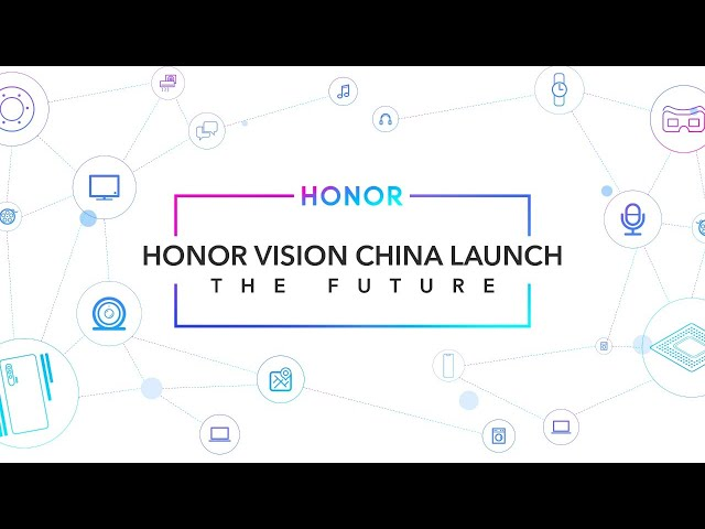 Honor Vision launch: Watch the unveiling of Honor TV here