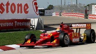 IndyCar - Detroit2008