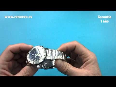 Reloj LUMINOX 9104 F16 de segunda mano