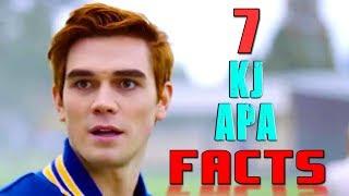 KJ Apa Facts | Riverdale actor