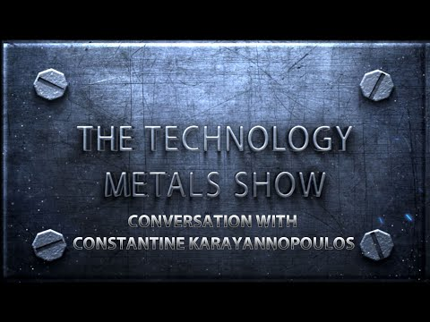 Jack Lifton talks with Neo Performance's Constantine Karayannopoulos on China's rare earths recovery