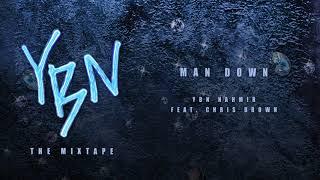 YBN Nahmir - Man Down (feat. Chris Brown) [Official Audio]