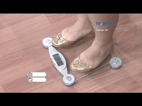 Tentu saja penurunan berat badan yang cepat dengan Maria Korpan
