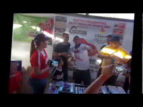 DJ WAGNER FAZENDO  A 3 FESTA DO GAV