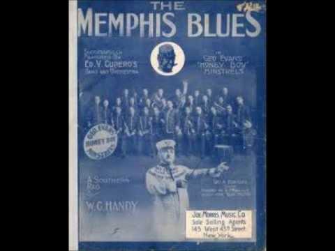 Memphis Blues – W. C. Handy (1912)
