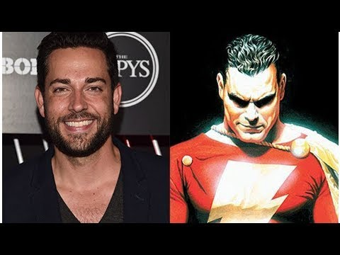 Zachary Levi Swipes At Men's Health Over Comments On His 'Shazam' Physique Mp3