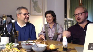 Der 40. Livestream - Wein ohne Make-up mit Filipa Pato und William Wouters