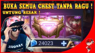 EVENT BARU ABISIN 24.000 DIAMOND BUKA TWILIGHT CHEST !! Mobile Legends Indonesia