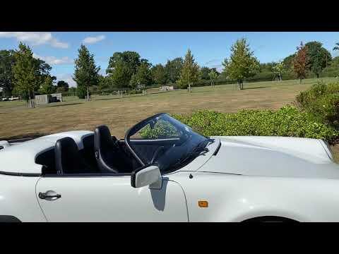 Porsche 911 Speedster Video
