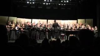 "NorCal Honor Choir 2016 ""Domine, as adjuvandum me festina"""
