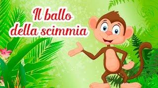 Il ballo della scimmia - Canzoni per bambini di Mela Music