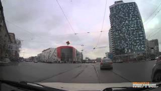 ДТП Новосибирск 26.03.2016
