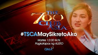 THE 700 CLUB ASIA | May sikreto ako - March 3, 2020