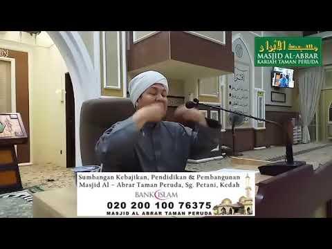 16102019 Ustaz Abdullah Md Isa KITAB MUKHTARAL HADIS ANNABAWIYAH