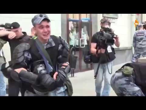 Погром по методичке. РЕН-ТВ рассказало о технологиях провокаторов в ходе московских беспорядков