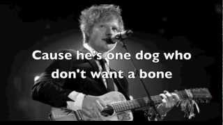 Ed Sheeran Way Home Lyrics
