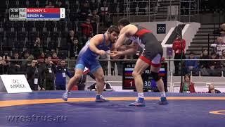 Yariguin-20. FS 65. 1/16 Final. RAMONOV Soslan (RUS) - IDRISOV Magomedrasul (RUS)