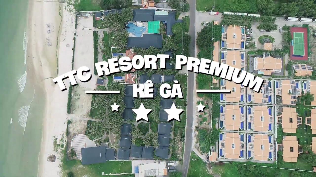 TTC Resort Premium – Ke Ga | Nghỉ dưỡng đẳng cấp 4 sao