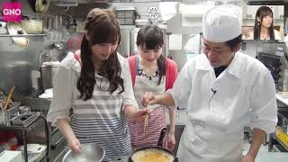 料理教室#21『親子丼』譜久村聖&尾形春水モーニング娘。16