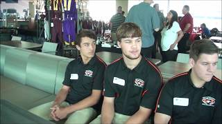 PRESSBOX SHOW HS MEDIA DAY Christ's Church