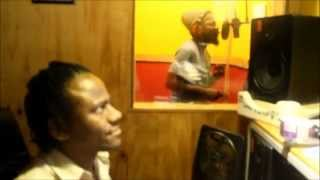 Louie Culture Voicing  Foundation From birth  dub  For Wayne Lonesome  at run things Studio