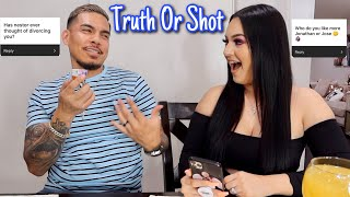 Truth Or Shot!!! *HILARIOUS*