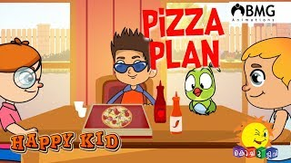 Happy Kid | Pizza Plan | Episode 120 | Kochu TV | Malayalam