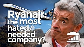Why does THE WORLD need RYANAIR? - VisualPolitik EN