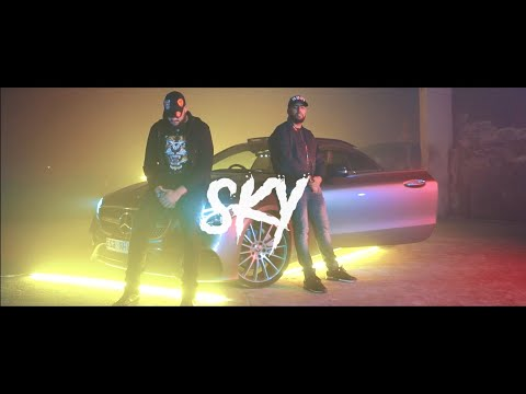 Lbenj - Lbayda (feat. Sky)