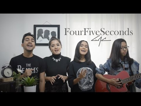 FourFiveSeconds - Gamaliel Audrey Cantika ( Rihanna, Kanye West, Paul McCartney Cover ) - GAC - Gamaliel Audrey Cantika