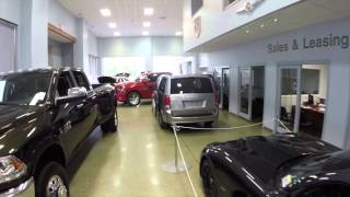 Brown's Chrysler Dealership - Atkinson Construction