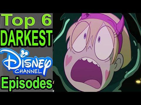 Top 6 Darkest Disney Channel Episodes