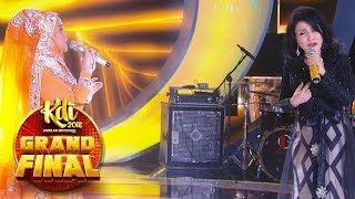Pecah! Duet Bintang Elvy Sukaesih Ft Rita Sugiarto [DATANG UNTUK PERGI] - Grand Final KDI (2/10)