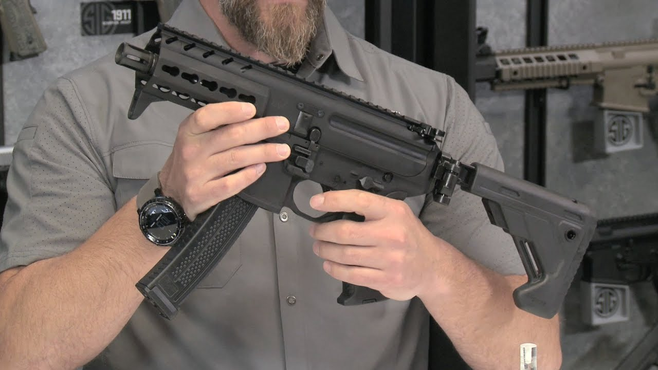 SIG MPX SBR: Features and Benefits