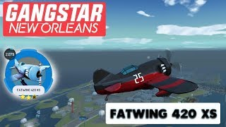 GANGSTAR NEW ORLEANS - UNLOCKING FATWING 420 XS ( EVENT)