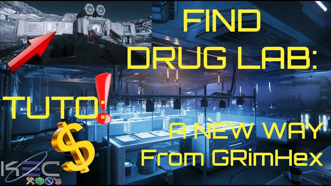 KEC: [STAR CITIZEN 3.3.6] Trouver le DRUG LAB (JumpTown)? [TUTO] [FR]