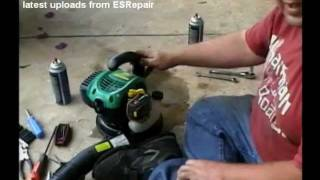 Your brand new leaf blower won't start? Try this simple fix.