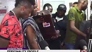 Asamoah Gyan on Personality Profile - JoyNews (15-6-17)