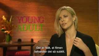 """Charlize Theron interview: """"Young Adult"""", good manners and keeping your sanity (HD)"""
