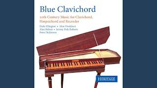 Five Diversions for clavichord: Aria
