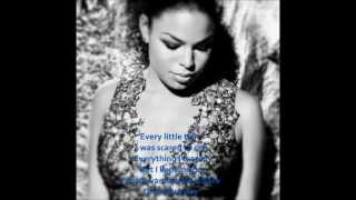 Jordin Sparks - Let It Rain Lyrics HQ