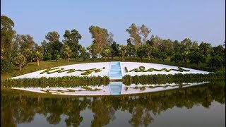 BRG GROUP'S KINGS ISLAND GOLF RESORT, HANOI, VIETNAM