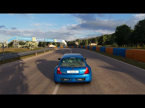 Gran Turismo Sport - Renault Sport Clio V6 24V '00 Gameplay [4K PS4 Pro]