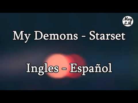 My Demons Starset Ingles - Español