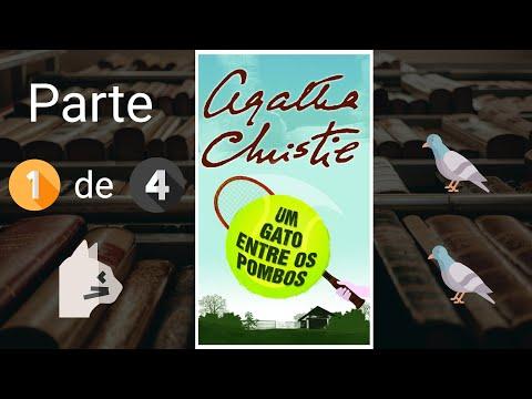 É BOM? Um Gato Entre os Pombos - Agatha Christie | Resenha (1/4)