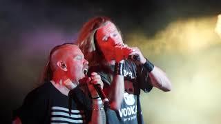 E- Type och Martin från Look- Free like a flying demon
