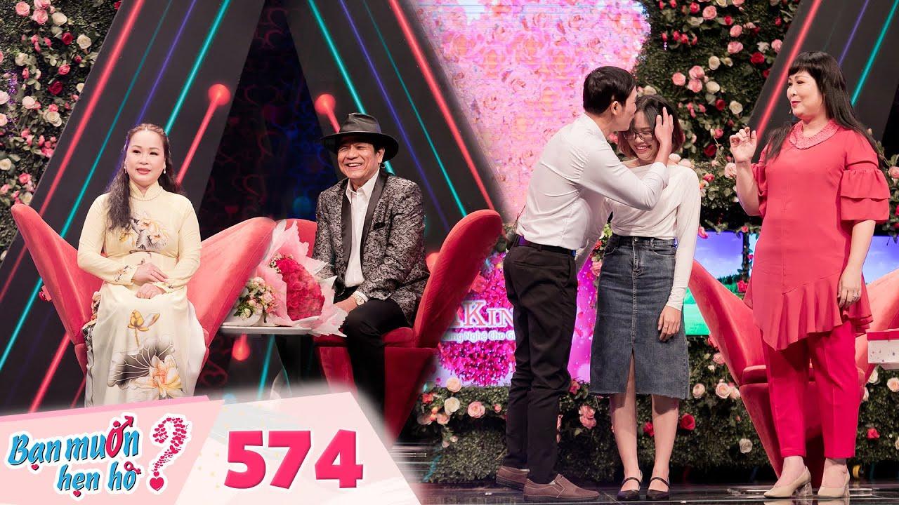 Bạn Muốn Hẹn Hò|Tập 574: Chủ tịch U70 body 6 múi, 2 đời vợ, con út 2 tuổi tìm vợ giống Mỹ Tâm