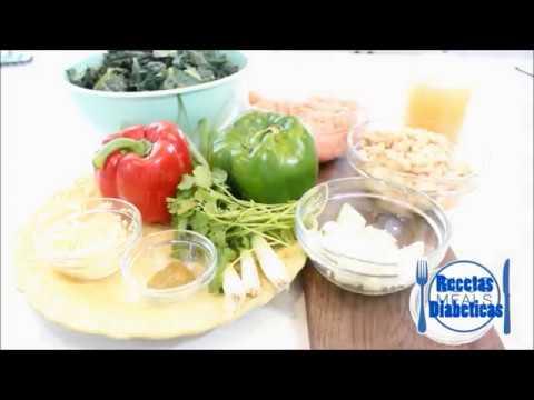 Pimientos y la diabetes