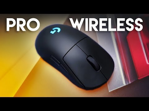 Logitech G PRO Wireless – The BEST Wireless Mouse Yet?